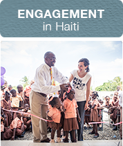 Engagement Haiti